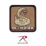 Rothco Patch DON'T TREAD ON ME