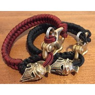 Team Awesome Paracord Bracelet Sparta