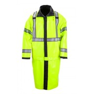 5.11 Tactical Long Reversible High Vis Rain Coat ANSI Class 3