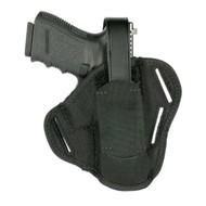 Black Hawk Nylon Ambidextrous Pancake holster