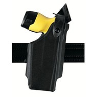 Safariland MODEL 6520 SLS EDW LEVEL II RETENTION DUTY HOLSTER W/ CLIP