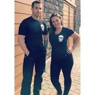Joint Force Tactical JFT Women's Skull Shirt