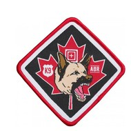 5.11 Tactical Canada K9 Patch