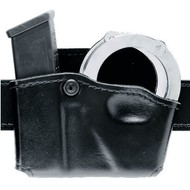 Safariland Open Top Magazine And Handcuff Pouch