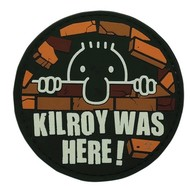 5ive Star Gear KILROY Was Here Patch
