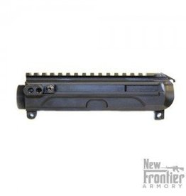 New Frontier Armory Side Charging AR-15 Stripped Billet Upper Receiver