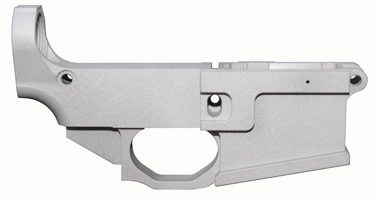 NOREEN FIREARMS 80% AR15 BILLET LOWER RECEIVER