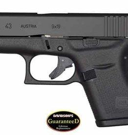 Glock GLK 43 9MM PST 6RD FS