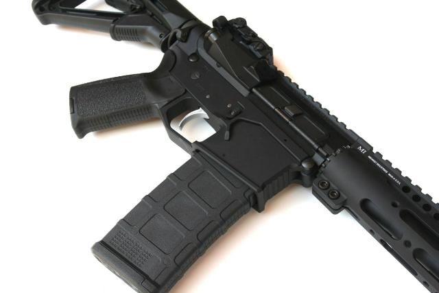 AR 15 Build Class