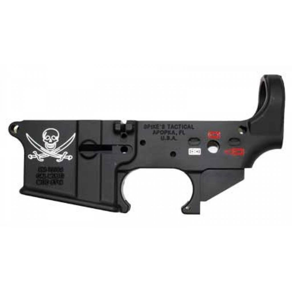 Spike's Tactical SPIKE'S STRIPPED LOWER(CALICO JACK) COLOR FILLED