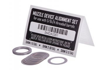 Primary Weapon Systems PWS .308 Muzzle Device Alignment Set