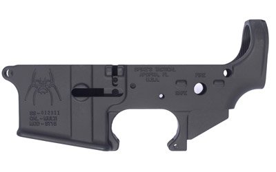 Spike's Tactical SPIKE'S STRIPPED LOWER (FIRE/SAFE)