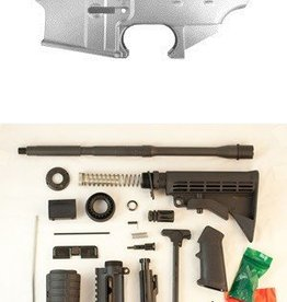 Anderson Basic Gun Kit with 80% Lower Receiver