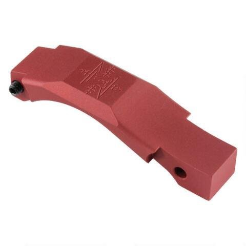 Seekins Precision SEEKINS BILLET AR TRIGGER GUARD RED