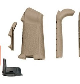 Magpul Industries MAGPUL MIAD AR GRIP KIT FDE