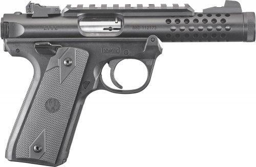 Ruger MARK-IV 22/45 LT .22 4.4B