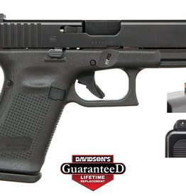 Glock GLK 19 GEN5 9MM PST 15RD BOLD