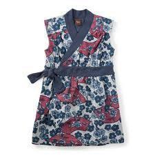 Tea Tea Taki Wrap Dress