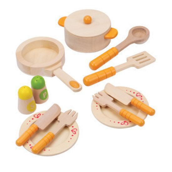 Hape Hape Gourmet Kitchen Starter Set