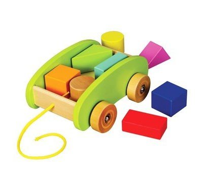 Hape Hape Mini Block and Roll