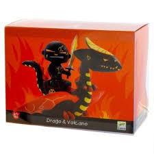 Djeco Djeco Arty Toys - Drago and Volcano