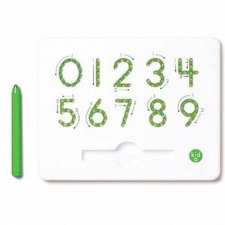 Kid o Kid O Numbers 0-9 Magnatab