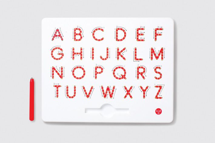 Kid o Kid O A to Z Uppercase Magnatab