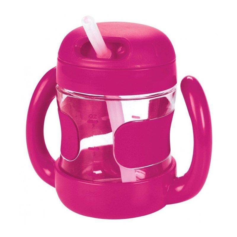 OXO OXO Tot Sippy Cup W/Removable Handle - Pink