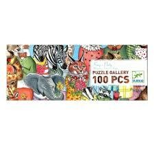 Djeco Djeco King's Party 100 pcs Puzzle