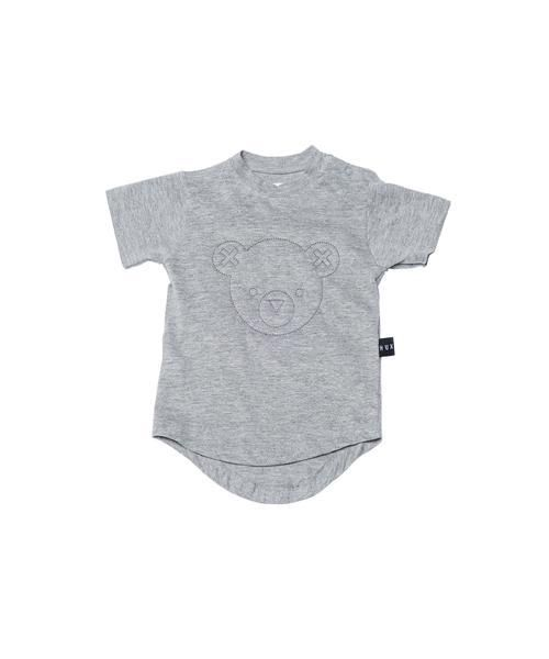 Hux Baby Hux Bear Drop Back Tee