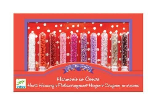Djeco Djeco Beads Hearts Harmony