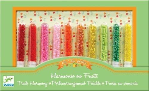 Djeco Djeco Beads Fruits Harmony