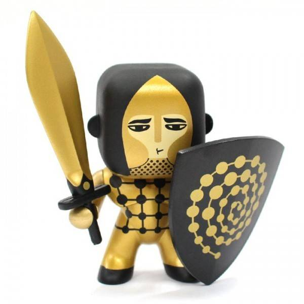 Djeco Djeco Arty Toys Golden Knight