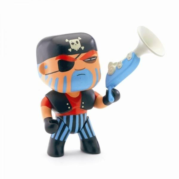 Djeco Djeco Arty Toys Jack Skull