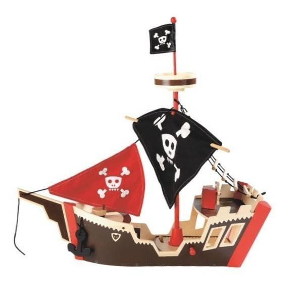 Djeco Djeco Arty Toys Pirate Ship