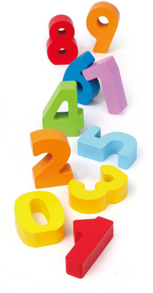 Hape Hape Numbers and Colors
