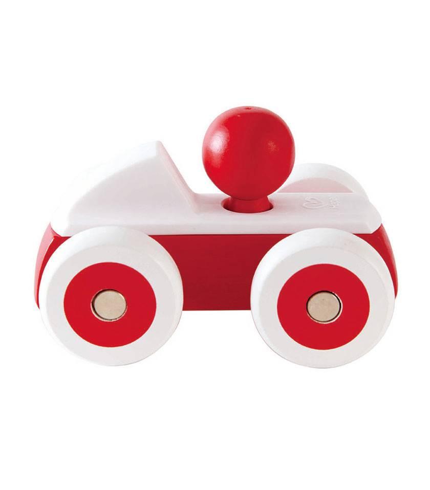 Hape Hape Rolling Roadster Red