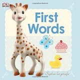 Vulli Sophie First Words Book