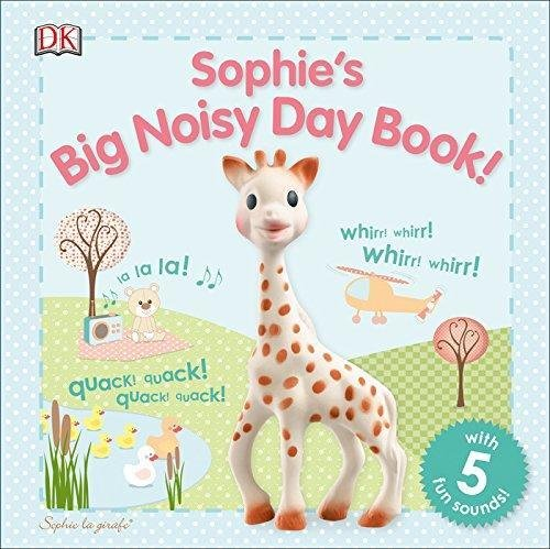 Vulli Sophie's Big Noisy Day Book