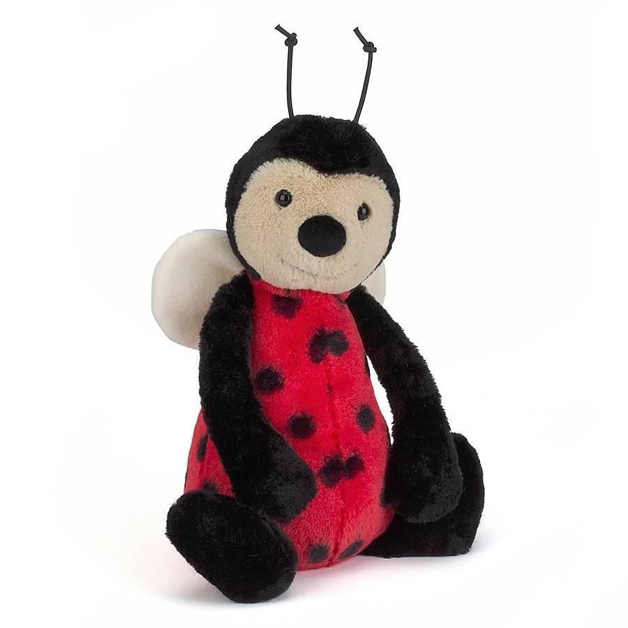 Jellycat Jellycat Bashful Ladybug - Small 7'