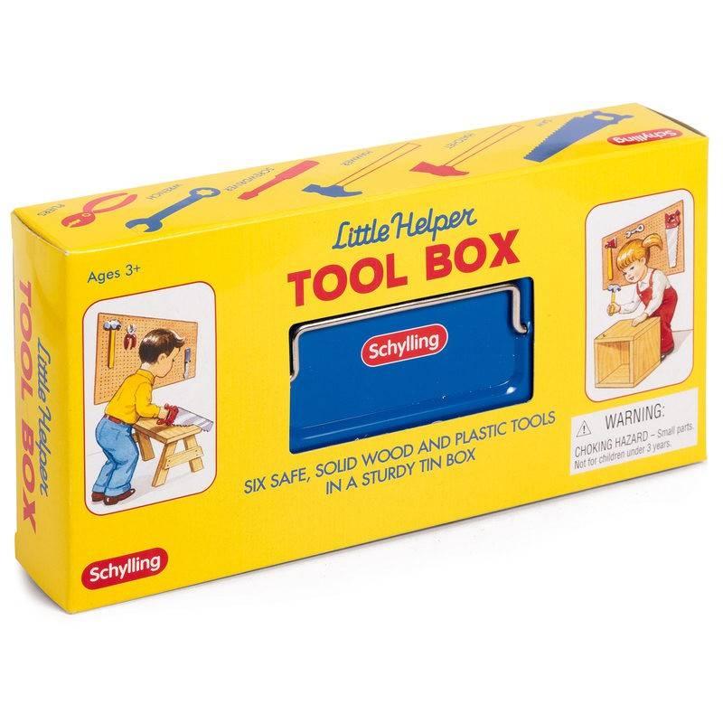 Schylling Schylling Tin Tool Box