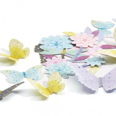 Djeco Djeco Mobile - Butterfly Twirl