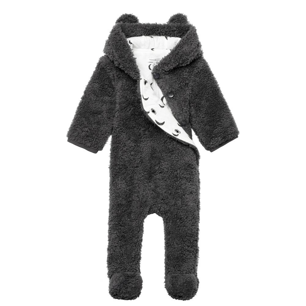 Noppies Noppies Playsuit Charcoal