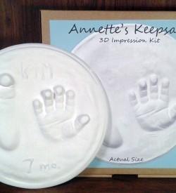 Annette Keepsakes Annette's Keepsakes Large Impression Kit