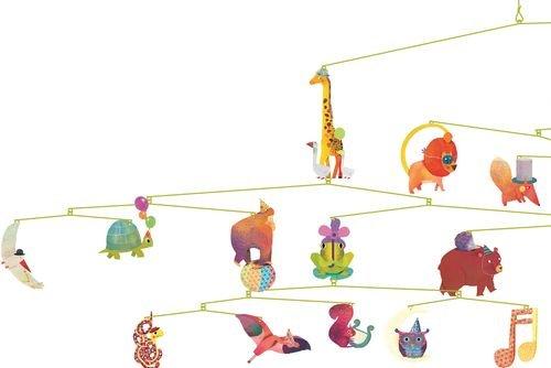 Djeco Djeco Mobile - Carnival of Animals