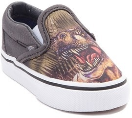 Vans Vans Classic Slip On T-Rex - Youth