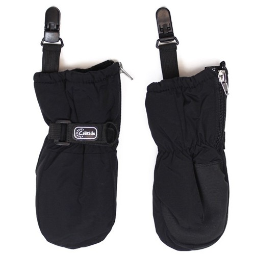 Calikids Calikids Waterproof Gloves/Mittens With Clips