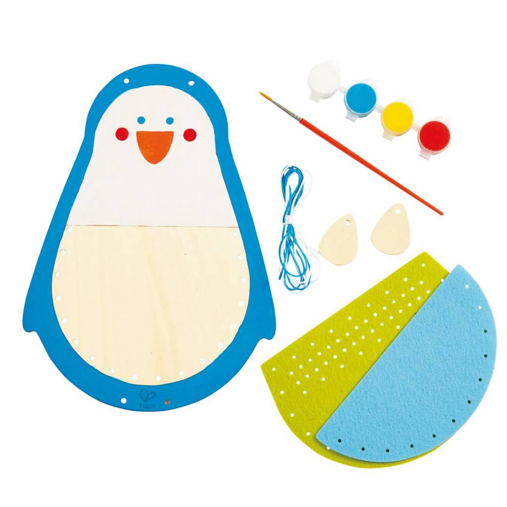 Hape Hape Penguin Pouch