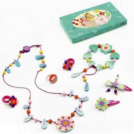 Djeco Djeco Flower Paradise Jewels