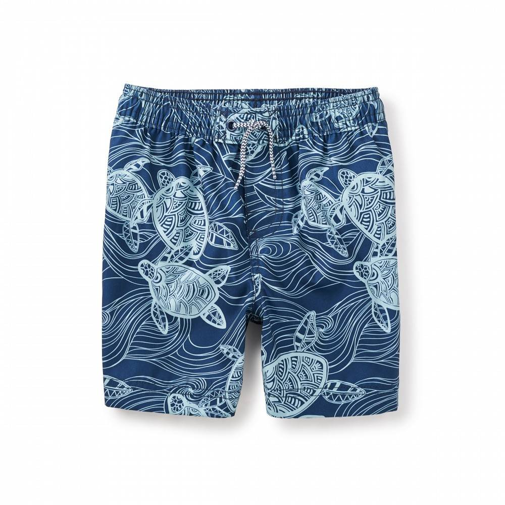 Tea Tea Ishigaki Swim Trunks
